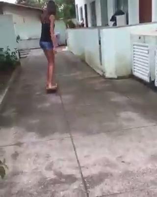 Manobra no Skate