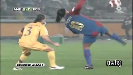 Lances Mágicos do Ronaldinho