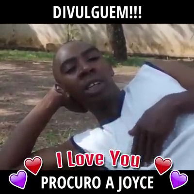 Te amo Joyce