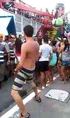 Como vou tar no carnaval