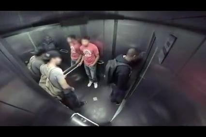 Diarreia no elevador