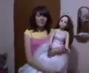 Boneca assustadora