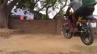 Balancinho de motoca