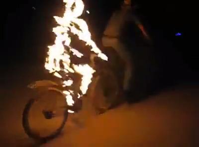 Bicicleteiro fantasma