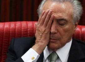 Tadinho do Michel Temer